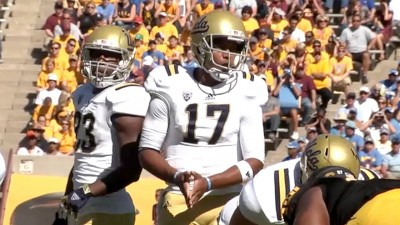 Brett Hundley at UCLA