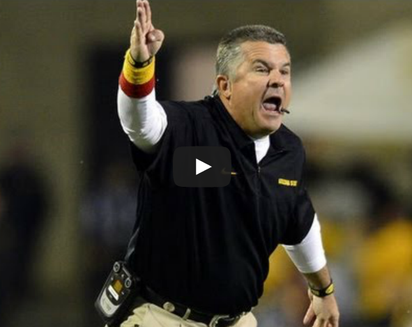 Todd Graham S Roots Passion Drive Coaching Success
