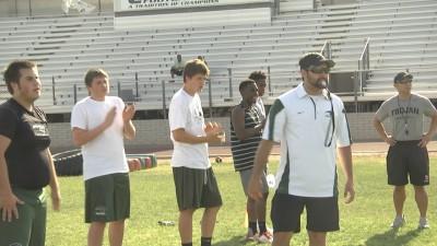 Stefan Demos Phoenix Christian Football Coach