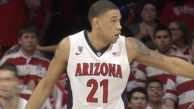 Brandon Ashley Arizona Wildcats basketball