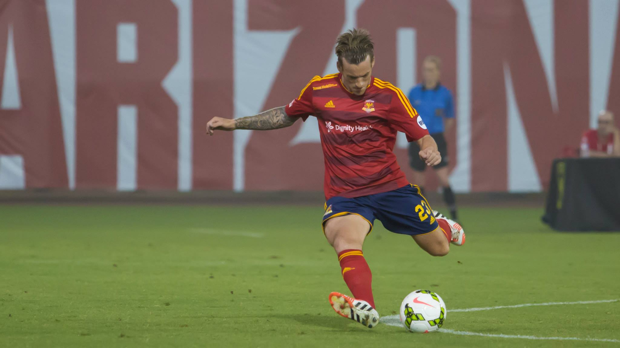 Scott Morrison AZ United SC Soccer