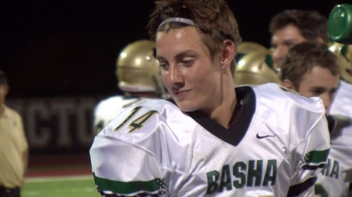 Ryan Kelley Basha Football 2015