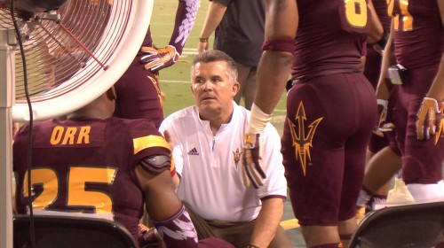 Graham frustrated USC2