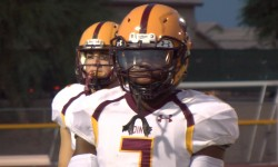 Vavrix Owens Mountain Pointe Football 2015