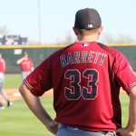 Hometown Barrett Hopes To Get Call With D-Backs