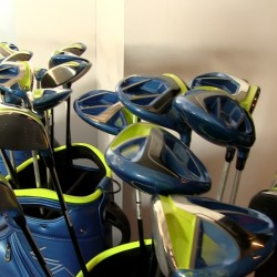 Nike Eqipment at WM Phx Open