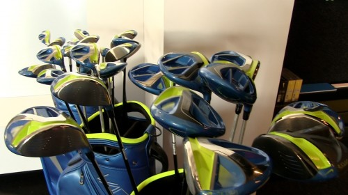 Nike Eqipment at WM Phx Open
