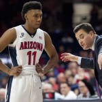 Two Wildcats Don't Dress in Exhibition Opener, One Leaves Game Injured