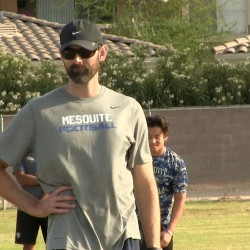 Andrew Walter Mesquite Football