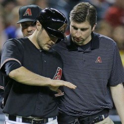 AJ Pollock injury