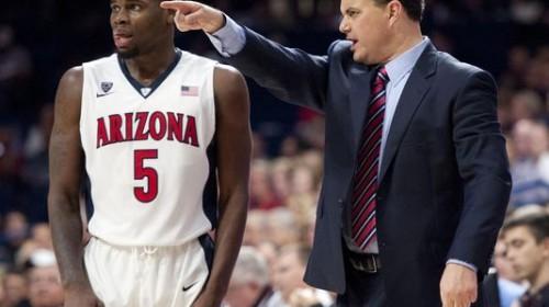 Kadeem Allen Sean Miller Arizona Basketball