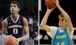 Bender vs Chriss Suns Draft