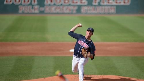 Nathan Banister Arizona Baseball