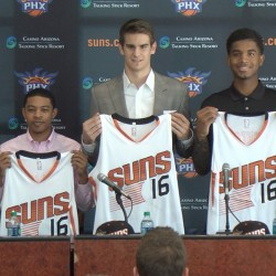 Suns_Rookies_Together