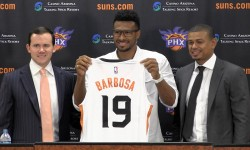 Barbosa Returns to the Suns