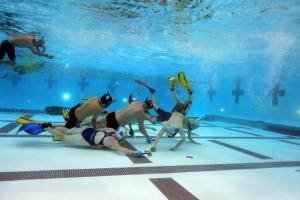 Underwater Hockey 3