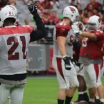 GALLERY: Cardinals Red-White Practice