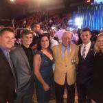 """Grandsnakes"" Help Induct Ken Stabler to Hall of Fame"