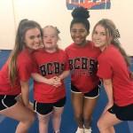 Boulder Creek Cheer Team Embraces Unique Spirit