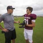 "Kurt Warner: ASU ""Really Likes"" Son Kade"