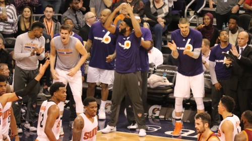 Where are Phoenix Suns Heading?