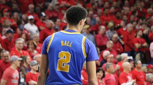 Lonzo Ball Back