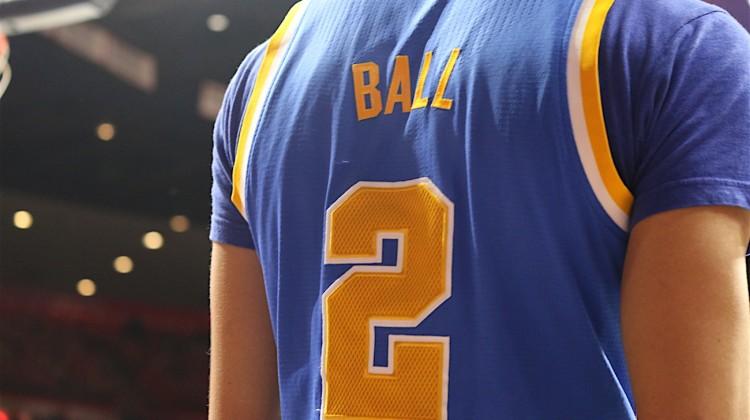 Lonzo Ball Suns