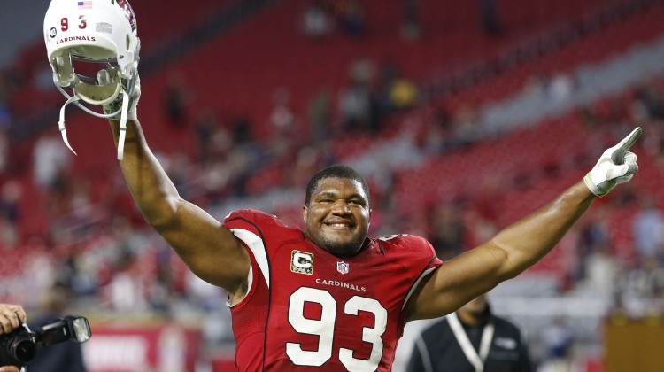 Calais Campbell a badly needed boost for Jaguars' pass rush