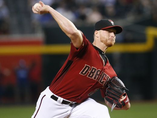 Diamondbacks place Miller on 10-day DL, recall Bracho