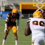 ASU Spring Game Notes and Takeaways