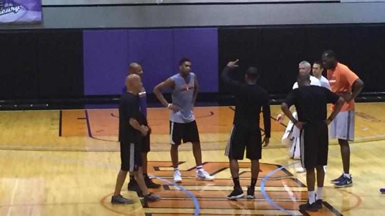 Malik Monk's shooting range - 'further than' Steph Curry - impresses Suns