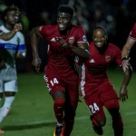 Rising FC Unbeaten in Six Straight, Take out Switchbacks FC