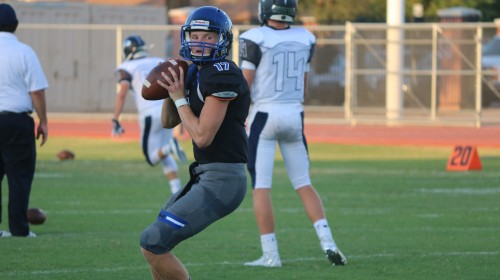 Jacob Conover Chandler Wolves Recruiting