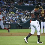 D-Backs Wrap Up First Half, Lose Series To Reds