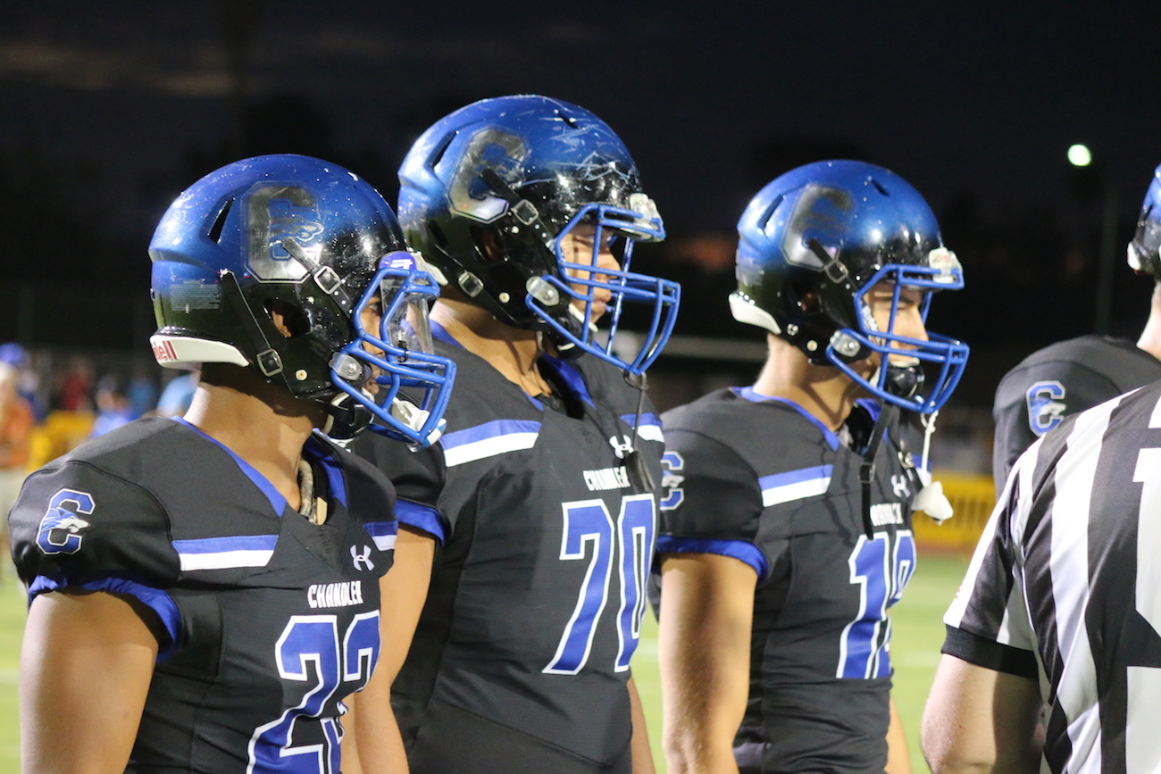 Chandler Football Growing After IMG Academy Matchup ...