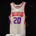 Suns Get Fresh Look For #TheTimeline Era