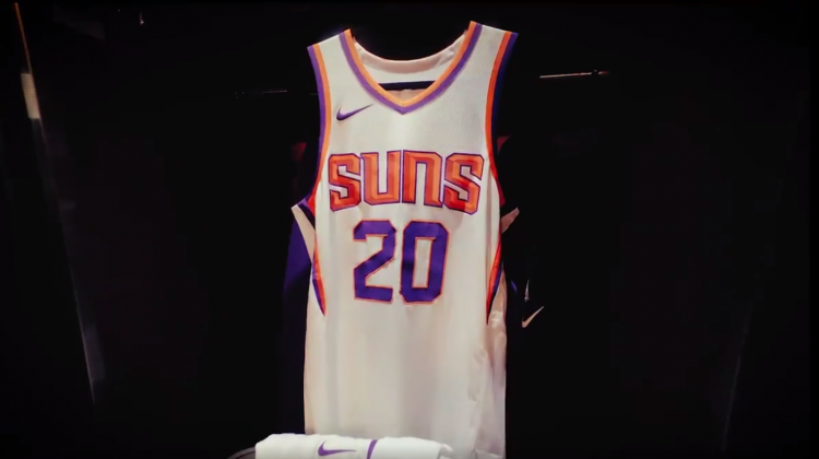 Los Angeles Lakers unveil new Nike jerseys