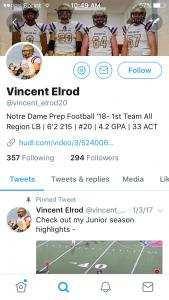 Vincent Elrod NDP