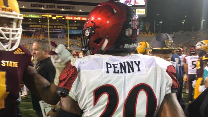 Arizona State gets tough challenge against San Diego State