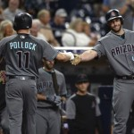 Series in Review: D-backs avoid series sweep by Padres