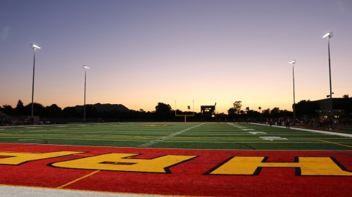 Chaparral Football Field