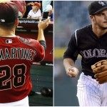 D-backs, Rockies Square Off In National League Wild Card