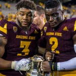 GALLERY: Sights from ASU vs U of A