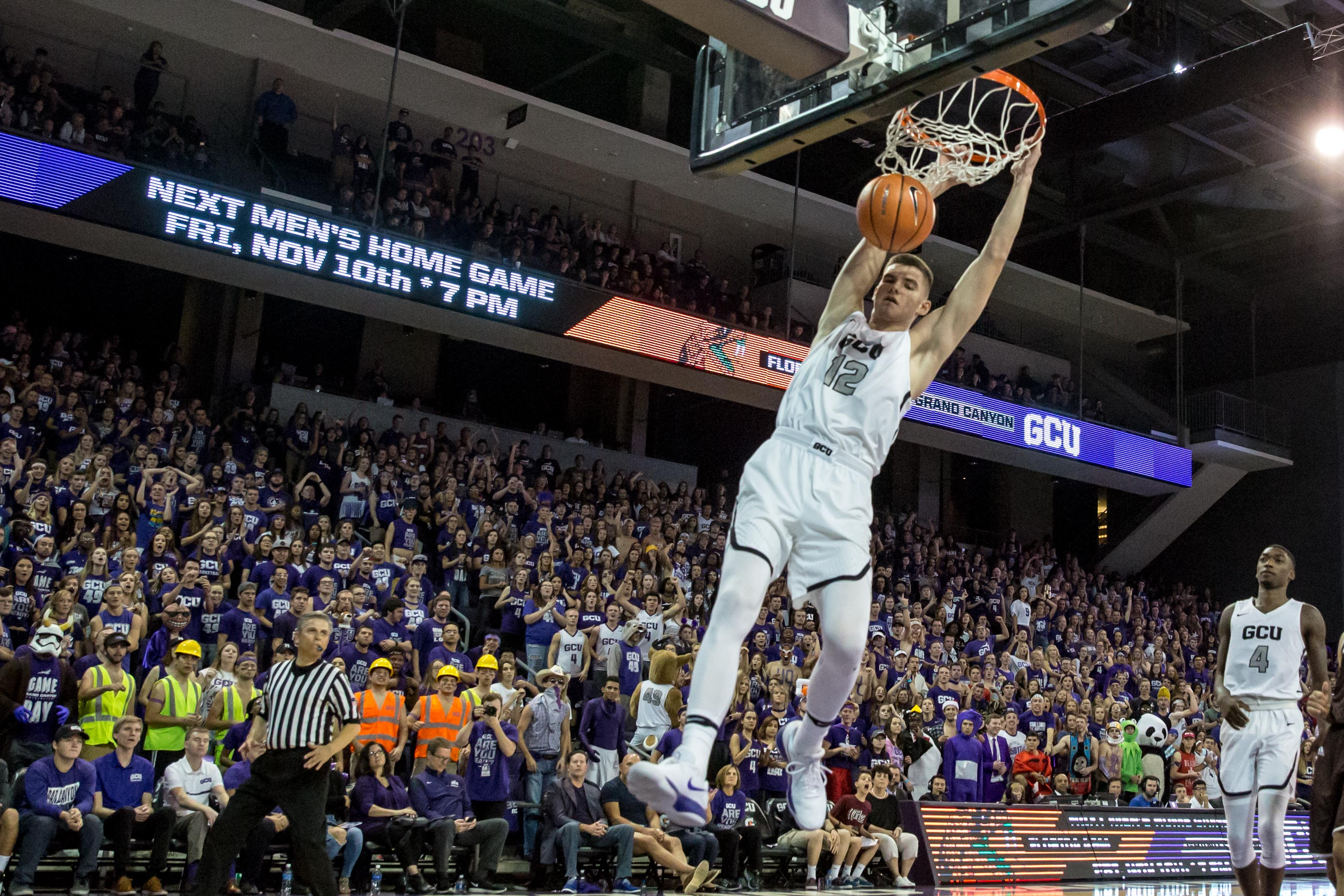 GALLERY-GCU Hoops v St. Francis - Sports360AZ