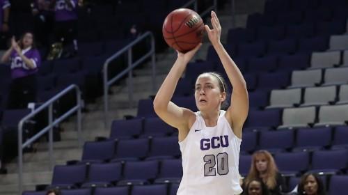 GCU womens basketball