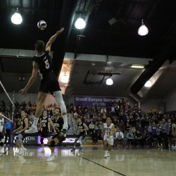 GCU Mens Volleyball
