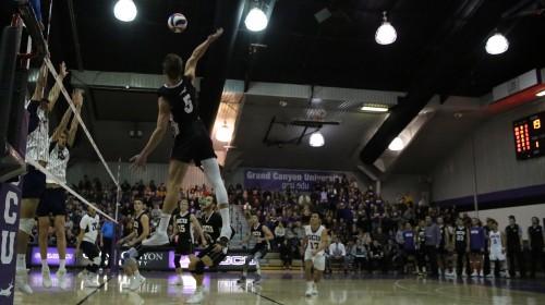 GCU Mens Volleyball