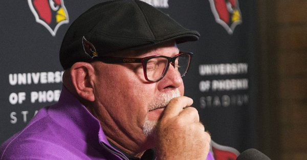 National Football League notebook: Bruce Arians retires as Cardinals coach
