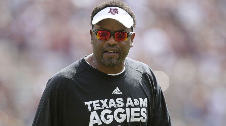Former Texas A&M head coach Kevin Sumlin to be hired at Arizona