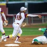 GALLERY: Sights from ASU Softball vs North Dakota